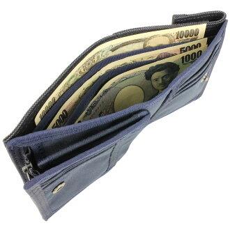 吉田カバンポータースモーキーPORTERSMOKYポ-タ-二つ折り財布サイフ財布メンズレディース吉田かばん592-06370