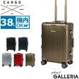 もれなく選べるノベルティプレゼント【正規品2年保証】CARGO カーゴ スーツケース トリオ TRIO JET SETTER 機内持ち込み キャリーケース 4輪 旅行 AMW120(Sサイズ TSAロック 38L 1〜3日程度)