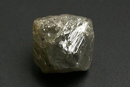 最後の名品!特大6.213ct 8面体ダイヤモンド原石 コンゴ産