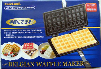 In the IH-enabled new MB Belgian waffle makers spr02P05Apr13