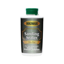 BRIWAX ブライワックス・シェラック・サンディング・シーラー 【500ml】※入荷によりパッケージが変更になる場合があります。...