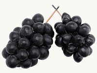 WoodCarvingBunchofGrape(Black)���åɡ������ӥ֤ɤ�(�֥�å�)...
