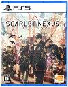 【新品】21/6/24発売【前日出荷】PS5 SCARLET NEXUS【メール便】