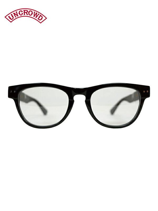 【あす楽対応】【送料無料】UNCROWD(アンクラウド) / サニー 調光レンズ サングラス バイカーシェード 伊達メガネ UC-008 SUNNY Photochromic black/gray