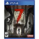 【ネコポス送料無料・即日出荷】PS4 7 Days to Die セブン デイズ トゥ ダイ (輸入北米版) 090526【ネコポス可】