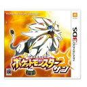 【ネコポス送料無料・即日出荷】3DS ポケットモンスター サン ポケモン 020776 【ネコポス可】