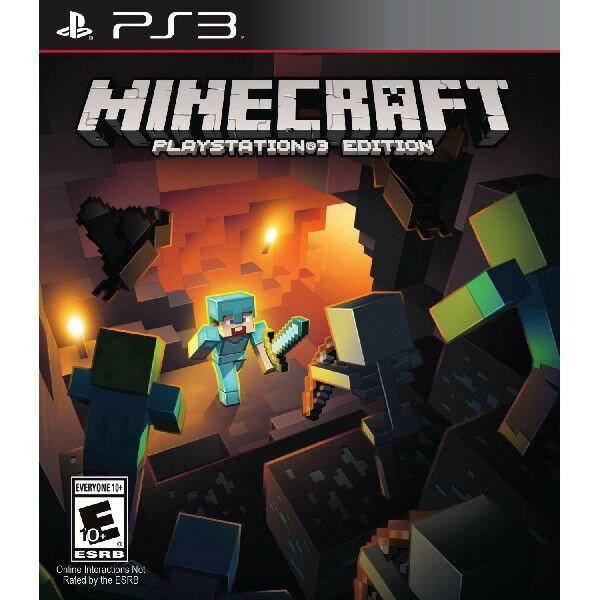 ★ネコポス送料無料・即日出荷★PS3 Minecraft(マインクラフト)PlayStat…...:gamedarake:10000047