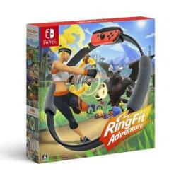 【発売日前日出荷】Nintendo Switch <strong>リングフィット</strong> <strong>アドベンチャー</strong> (10.18新作) 050206【ネコポス不可___宅配便のみ対応】