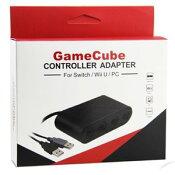 人気商品★新品★新品Switch/Wii U/PC専用 GameCube コントローラーアダプター