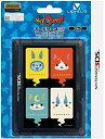 【ネコポス便発送】【新品】妖怪ウォッチ カードケース12 for ニンテンドー3DS ブラック