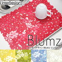 RoomClip商品情報 - [InterDesign]インターデザイン Blumz シンクマット L【メール便 送料無料】