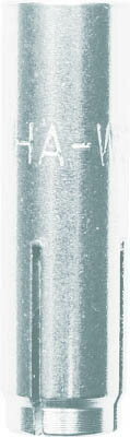 [内部コーン打込み式アンカー]【送料無料】(株)ケー・エフ・シー ケー・エフ・シー ホーク・ヘッドインアンカーHIタイプ ステンレス製 SUS 50本【473-4785】 (株)ケー・エフ・シー 生産加工用品 ファスニングツール 金属系アンカー限られました