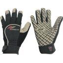 ミタニコーポレーション(株) ミタニ 合皮手袋 プロハンドラー Mサイズ 209220 1双