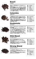 コーヒー【有機JAS認証生豆使用】お試し3袋(70gx3)豆セット【送料無料】【ポイント10倍】【メール便発送】
