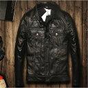 ショッピングライダースジャケット メンズファッション レザージャケット 羊革ジャケット ショットタイプ ラム革 ライダーメンズ 羊革バイクジャケット ライダースジャケット バイクウェア お洒落 ファッション 送料無料