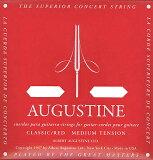 AUGUSTINE(オーガスチン) 「RED SET(レッド:ミディアムテンション)×1セット」 定番クラシックギター弦ブランド 【送料無料】【smtb-KD】【RCP】:-p2