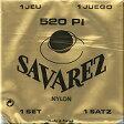 SAVAREZ(サバレス)「520P1×8セット:フラメンコ(高音弦)ピンクラベル(低音弦)のセット」PINKLABELクラシック(ガット)ギター弦【送料無料】【smtb-KD】【RCP】:73830-8-p2