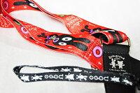 aNueNue(アヌエヌエ)ウクレレストラップ「aNN-USTP(RED):ウー」U900シリーズ/ミニクロスが付いてます!【送料無料】【smtb-KD】【RCP】