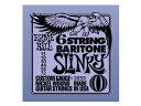 ERNIE BALL(アーニーボール) #2839×3セット 6-STRING BARITONE SLINKY[13-72]/ 6弦バリトン...