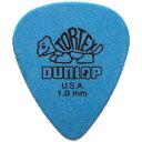 JIM DUNLOP(ジムダンロップ)「Tortex Standard 1.0(BLU)×12枚セット」トーテックス/スタンダード(ティアドロップ)/ギターピック/418R1..