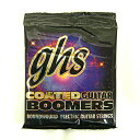 ghs strings(ガス) 「CB-GBH 012-052×1セット」 エレキギター弦/Coated Boomers 【送料無料】【smtb-KD】【RCP】:95025-1