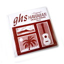 ghs strings(ガス) 「H-T10 BLACK NYLON×3セット」 ウクレレ弦/Hawaiian Tenor Ukulele 【送料無料】【smtb-KD】【RCP】:-3