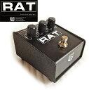 (正規品で安心♪)Proco(プロコ)の名機エフェクター/定番ディストーション「RATII(ラットツー)」【送料無料】【smtb-KD】【RCP】:-as-p2