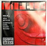 Thomastik INFELD RED バイオリン弦【4/4用】 G線 IR04 コンポジットコア/シルバー巻×1本【送料無料】【smtb-KD】【RCP】:-p2