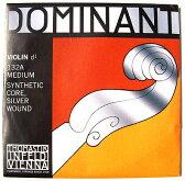 Thomastik INFELD DOMINANT バイオリン弦【D線4/4用】 D132A ナイロン/シルバー巻×1本【送料無料】【smtb-KD】【RCP】