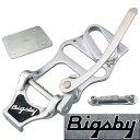 Bigsby(ビグスビー) B16 SILVER Polished Aluminum Tele Kit-Original Kalamazoo Series テレキャスター用ブリッジ【送料無料】【smt..