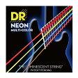 DR STRINGS NMCB-45/Neon Multi 45-105(1セット)/ディーアール・エレクトリックベース弦【送料無料】【smtb-KD】【RCP】