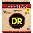 DR STRINGS VTA-11/Veritas Custom Lite(1セット)/ディーアール・アコースティックギター弦【送料無料】【smtb-KD】【RCP】