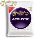 MARTIN(マーチン弦) 「M140PK3×1パック」(3セット入り)ライト・ゲージ  Martin 80/20