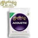MARTIN(マーチン弦) 「M170×9セット」エクストラライト・ゲージ  80/20 Bronze Extra Light Acoustic Guitar/M-170 【送料無料】【smt..