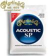 MARTIN(マーチン弦) 「MSP4100PK3×1パック」(3セット入り)ライト・ゲージ  SP 92/8 Phosphor Bronze Light Acoustic Guitar/MSP-4100Pack3 【送料無料】【smtb-KD】【RCP】:-p2