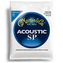 MARTIN(マーチン弦) 「MSP4200×12セット」ミディアム・ゲージ  SP 92/8 Phosphor Bronze Medium Acoustic Guitar/MSP-4200 【送料無料..