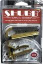 SHUBB(シャブカポ)「C6b(ブラス)」ドブロギター用カポタスト【送料無料】【smtb-KD】【RCP】:74057