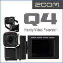 ZOOM(ズーム) Q4 Handy Video Recorder フルHDステレオハンディビデオレ