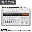 ZOOM(ズーム) R16 Recorder:Interface:Controller: Sampler 16トラックMTRとして、オーディオI/Fとして、DAWコントローラーとして モチーフのスケッチから作曲まで幅広くサポート。【送料無料】【smtb-KD】【RCP】:-p5