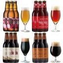 春限定 さくらビール入 フレーバー クラフトビール 4種12本 飲み比べセット【