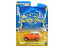 GREENLIGHT COUNTRY ROADS 1976 Ford Bronco Explorerグリーンライト フォード ブロンコ エクスプローラー オレンジ