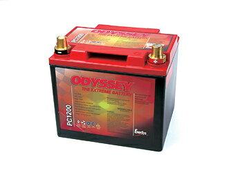 ODYSSEY(オデッセイ)ドライバッテリー・Standard/PC1200 DIN端子