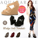 wedge sole  10 cm 5250     %OFF ViVi CanCam AneCan Scawaii  (6/20)0405_ 