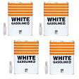 ガレージ・ゼロ ホワイトガソリン 4L×4缶/バーベキュー/アウトドア/携帯用ストーブ/ガスランタンの燃料に最適