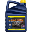 Putoline バイク用 4サイクルエンジンオイル 4L [NANO TECH SYNTEC 4+/ナノテック シンセティック4+] 10W-60 SM(MA2) 100%化学合成油