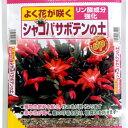 培養土花ごころシャコバサボテンの土2L