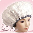 Dual hair cap