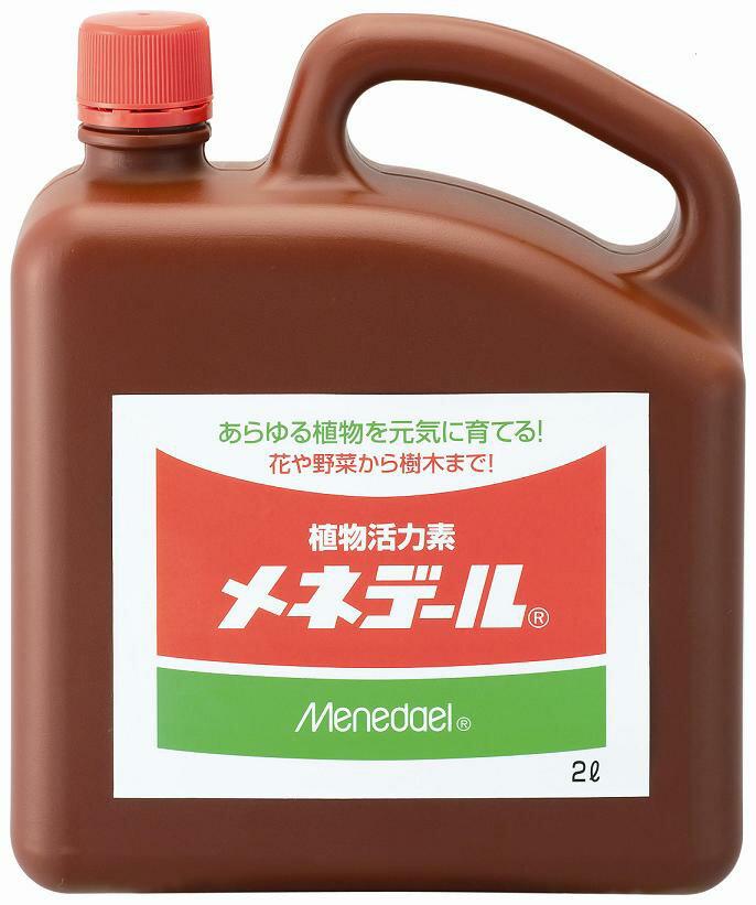 メネデール植物活力素2L...:gardening:10000142