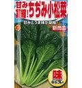 アタリヤ 甘み凝縮 ちぢみ小松菜【4ml】 野菜種 葉菜 ブロッコリー