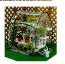 ビニール温室フラワースタンド用【ガーデンハウスMサイズ#7000】